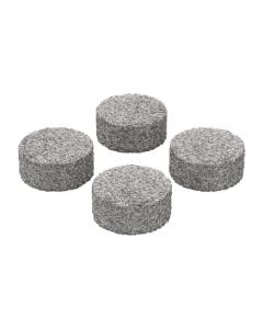 Deze Set Concentratenkussens passen in de Doseercapsules en worden gebruikt voor het verdampen van wax en olie