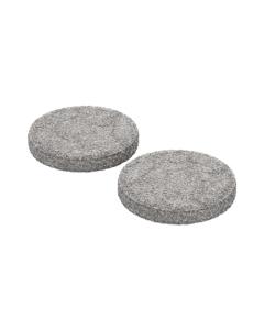 Deze Set van Concentratenkussens wordt gebruikt voor het verdampen van wax en olie voor je Plenty of Volcano vaporizer.