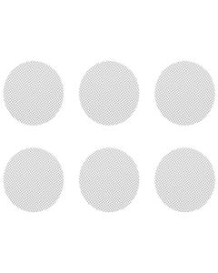 Deze Set Kleine Normale Gaasjes bestaat uit 6 normale gaasjes die passen in de Crafty, de Mighty en in Doseercapsule Adapters