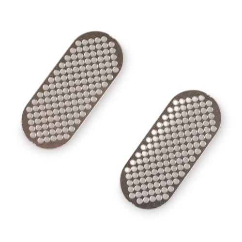 Deze Mondstuk Gaasjes passen perfect in de Boundless CFC 2.0 en voorkomen dat er materiaal in het mondstuk terecht komt.