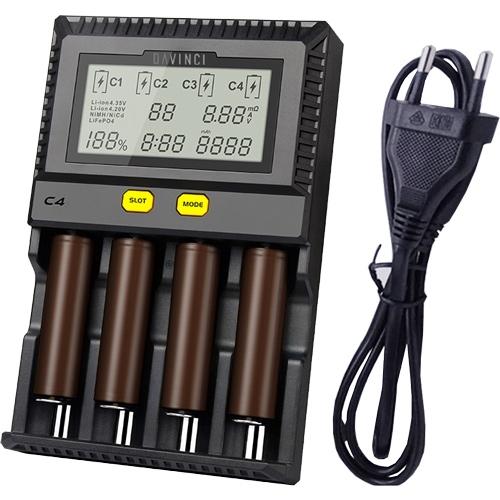 DaVinci - Batterijlader